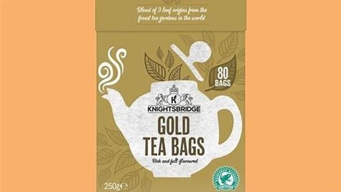 Knightsbridge Gold Tea Bags
