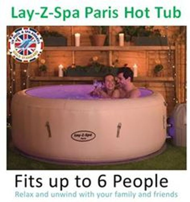 VERY - Lay-Z Spa Paris