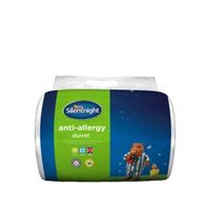 Anti Allergy, Anti Bacterial 7.5 Tog Duvet