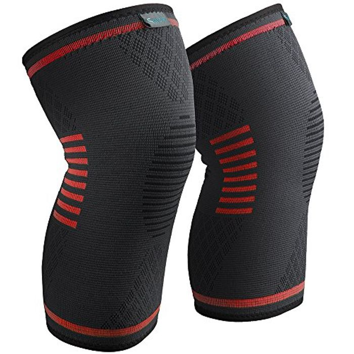 Knee Brace Support Compression Sleeves for Men and Women,