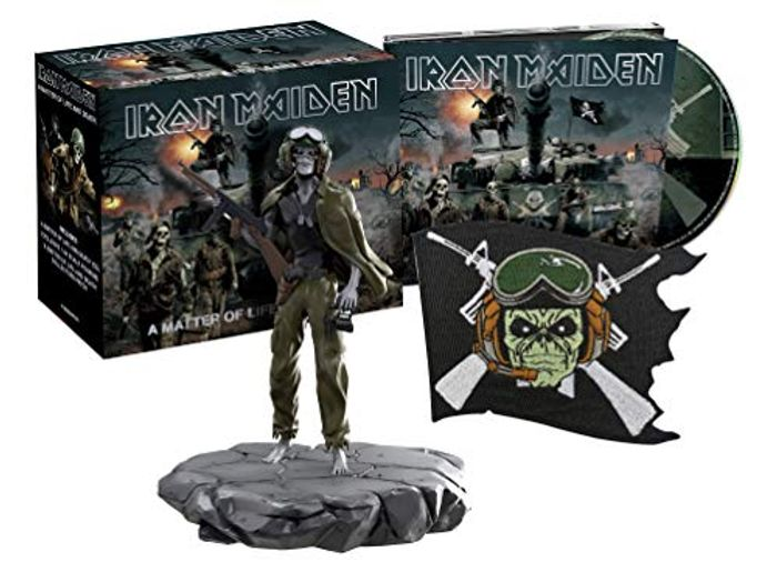 Iron Maiden a Matter of Life and Death (Collector's Edition)