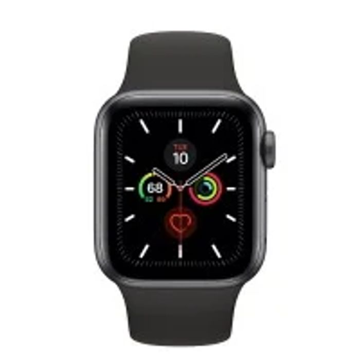 *SAVE £120* Apple Watch Series 5 GPS - 44mm Space Gray Aluminum Case