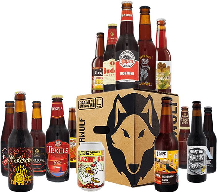*SAVE over £10* Sweet Dutch Sipper Beer Case 16 Items