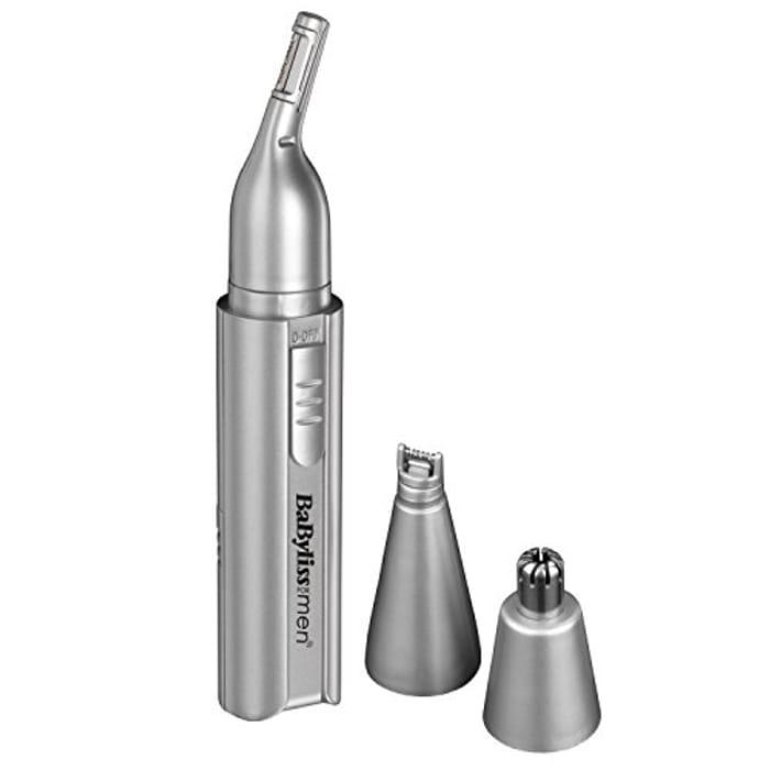 BaByliss for Men 7051BU 3-in-1 Hygienic Trimmer