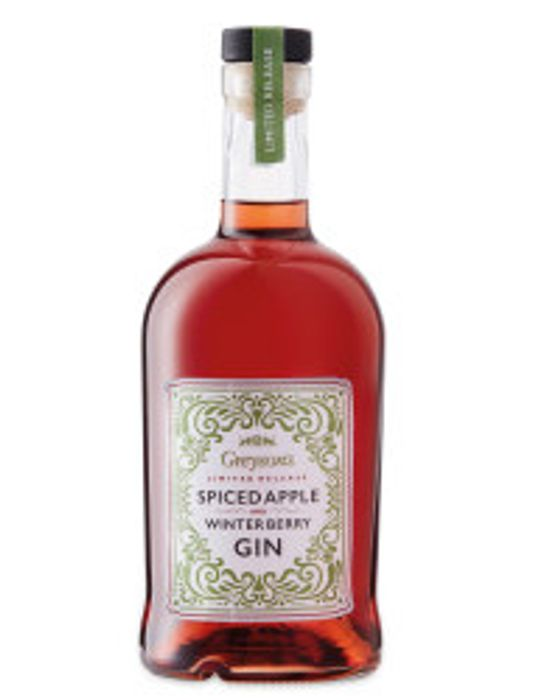 Best Price! Spiced Apple & Winter Berry Gin 70cl