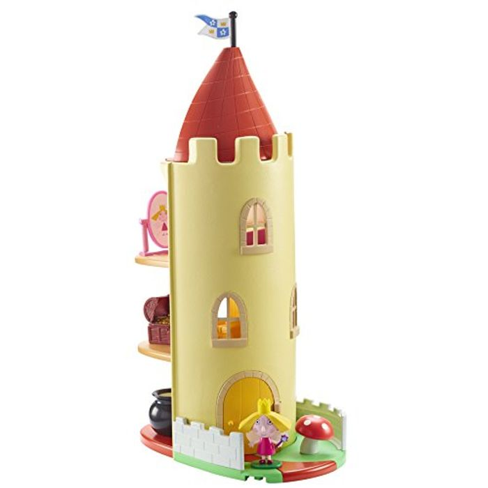 Ben & Holly 06402 S Little Kingdom Thistle Castle Playset