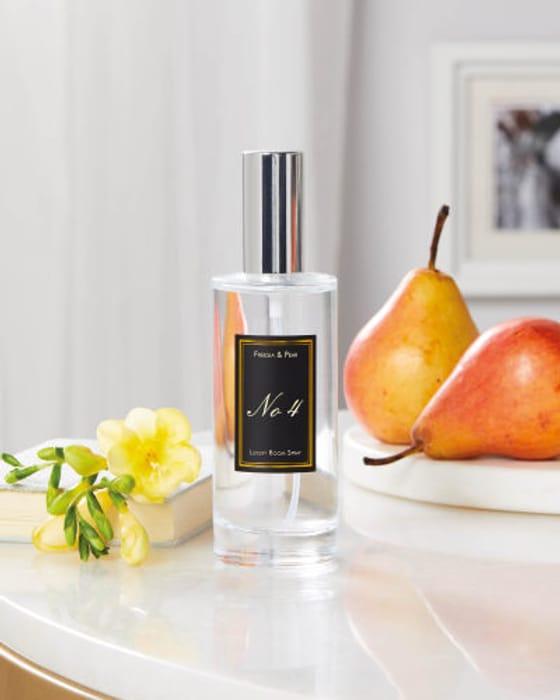Luxury Freesia & Pear Room Spray