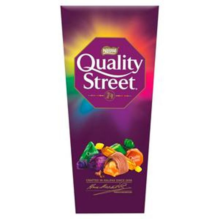 Quality Street Box 240g - HALF PRICE