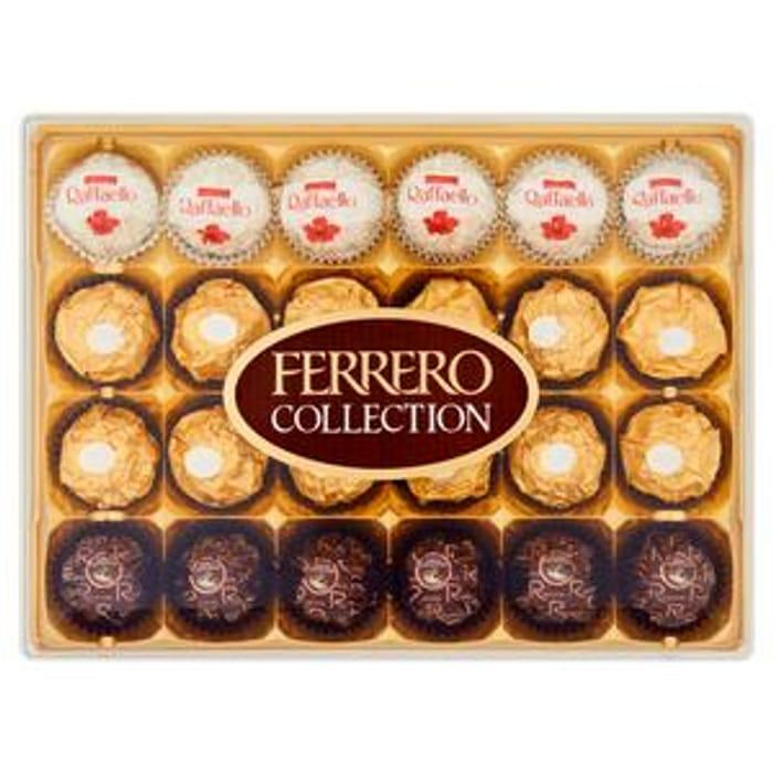 Ferrero Collection Box of Chocolate 24 Pieces