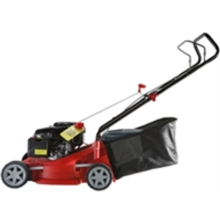Sovereign Push Petrol Rotary Lawnmower 40cm