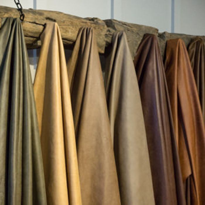 8 Free Leather & More Fabric Swatches.