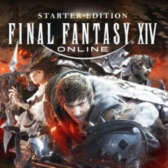 Final Fantasy 14 Starter Edition PS4 - Free on PSN