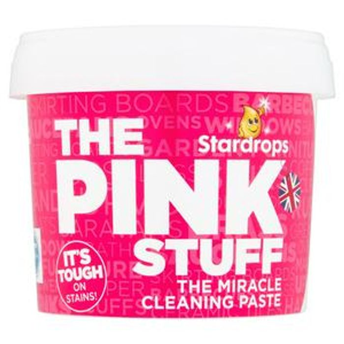The Pink Stuff the Queen of Cleaning Miracle Cleaning Paste