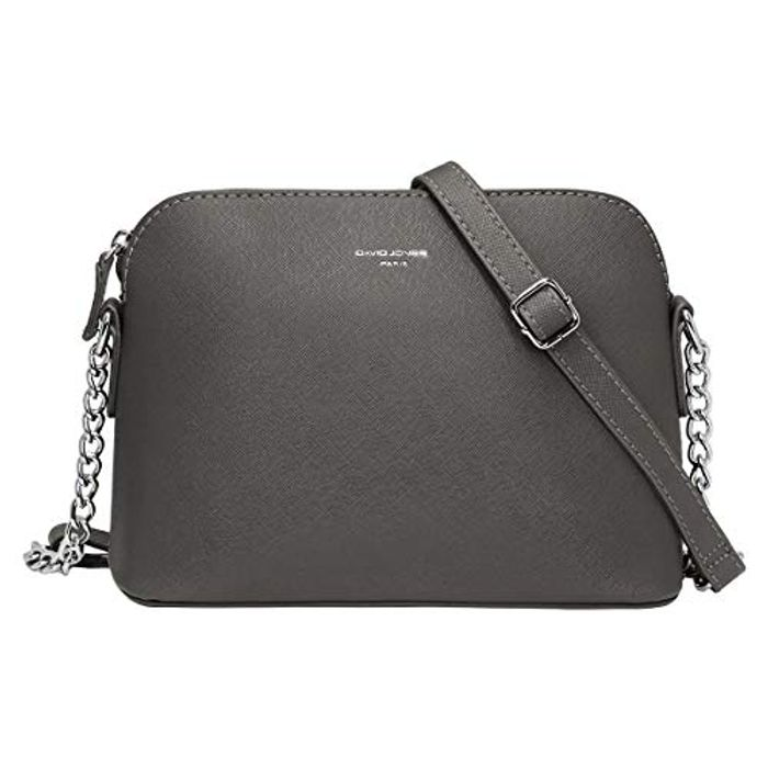 David Jones - Women's Small Crossbody Bag - Chain Shoulder Bag