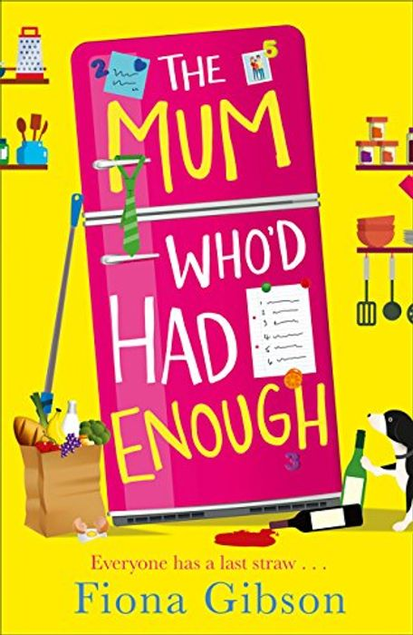 Paperback Fiona Gibson the Mum Whod Had Enough
