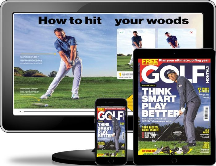 Claim Your FREE Issue of Golf Monthly