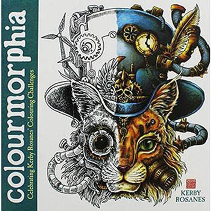 Colourmorphia Colouring Boon