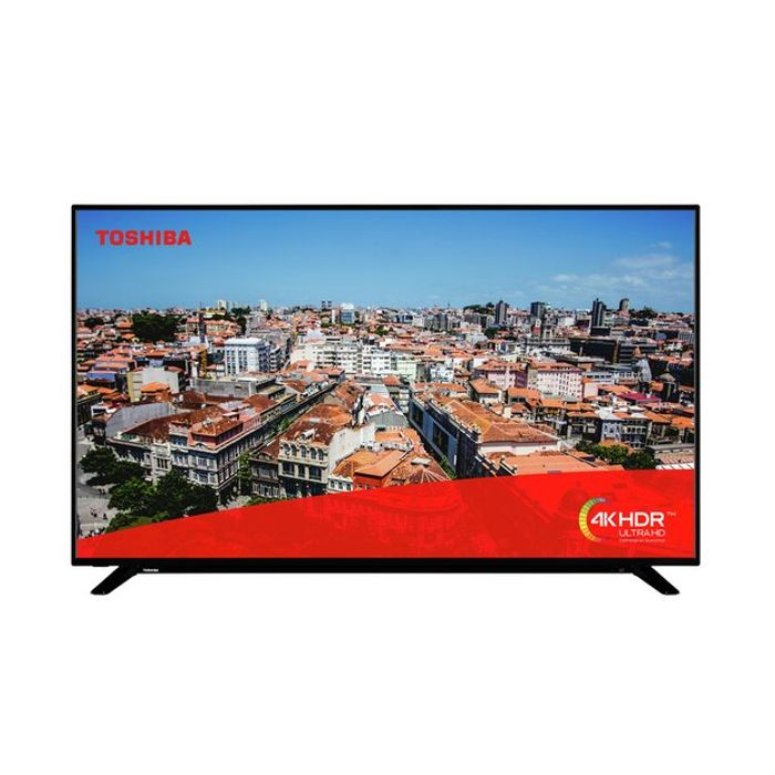 """Cheap Toshiba 65"""" 4K Smart Ultra HD TV - Only £399 Delivered"""