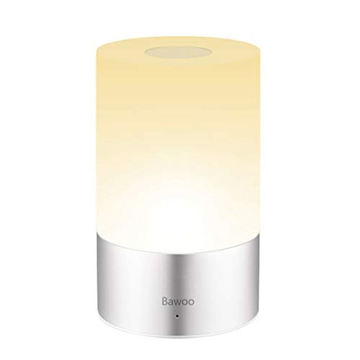 Bedside Lamp LED Dimmable Touch