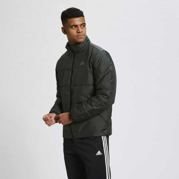 ADIDAS 3 Stripe Insulated Jacket Mens Sizes S/M/L/XL