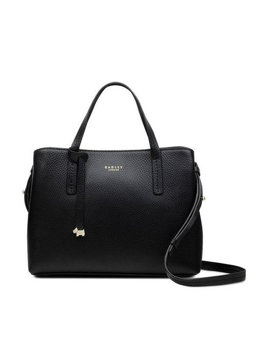 *SAVE over £75* Radley Dukes Place Medium Open Top Multiway Bag - Black
