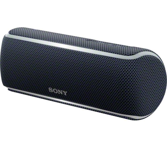 SONY SRS-XB21 Portable Bluetooth Wireless Speaker - Black