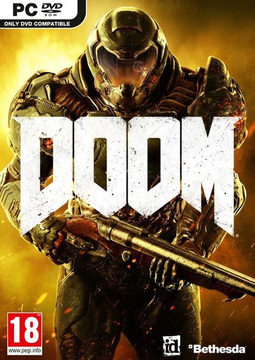 PC Steam DOOM £2.99 at CDKeys