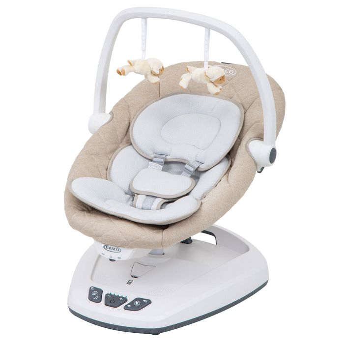 Cheap Graco Move with Me Swing - Sparrow Only £99.95!
