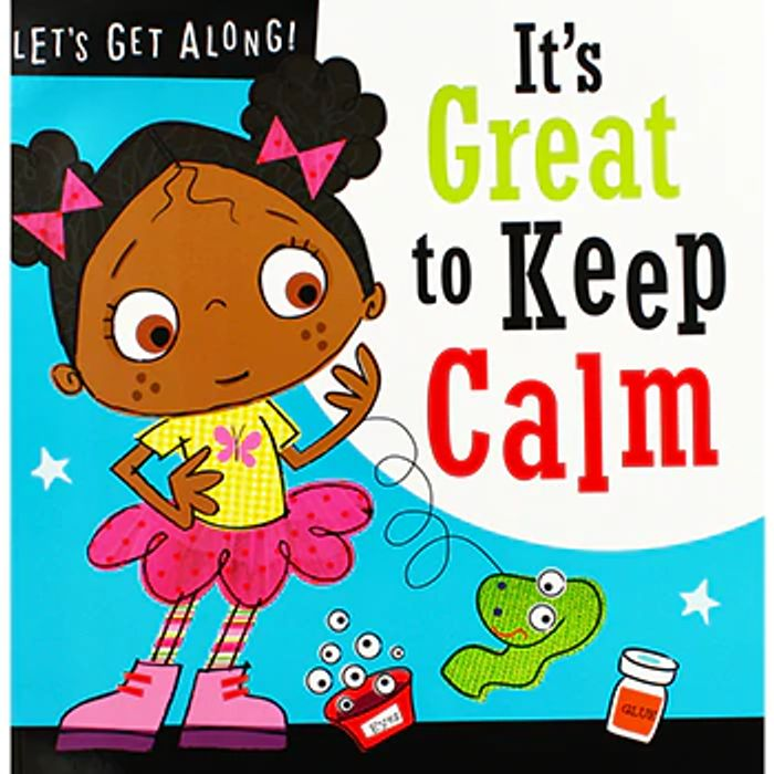 Its Great to Keep Calm Book