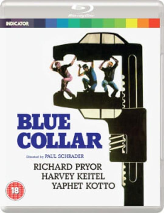 Blue Collar Blu-Ray
