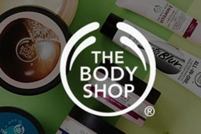 25% off the Body Shop