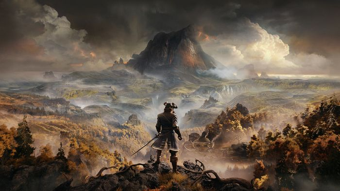 GreedFall Down From £44.99 to £14.99