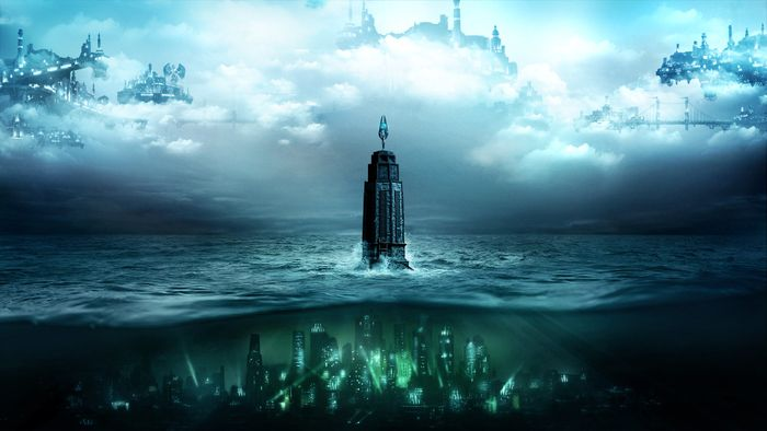 BioShock: The Collection Down From £44.99 to £8.99