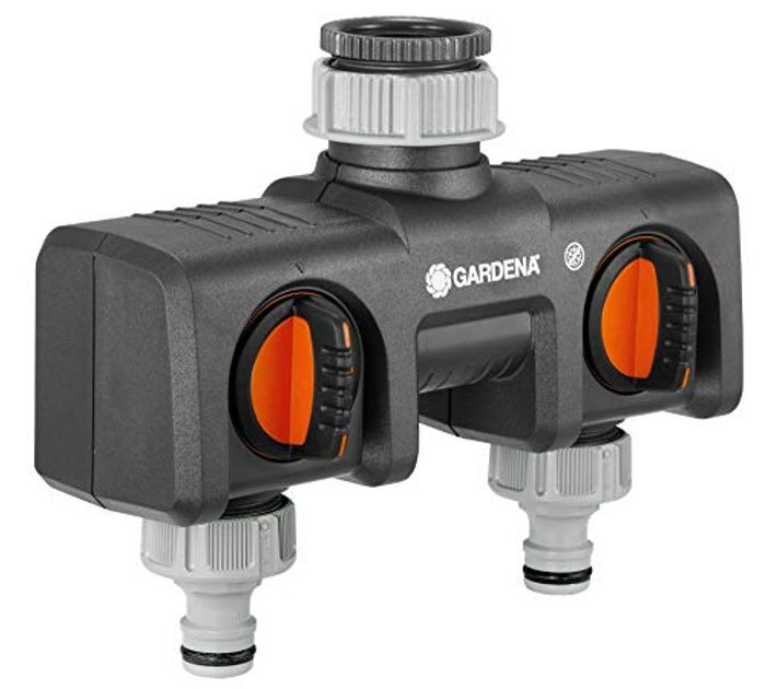 Amazon Deal of the Day - GARDENA Twin-Tap Connector