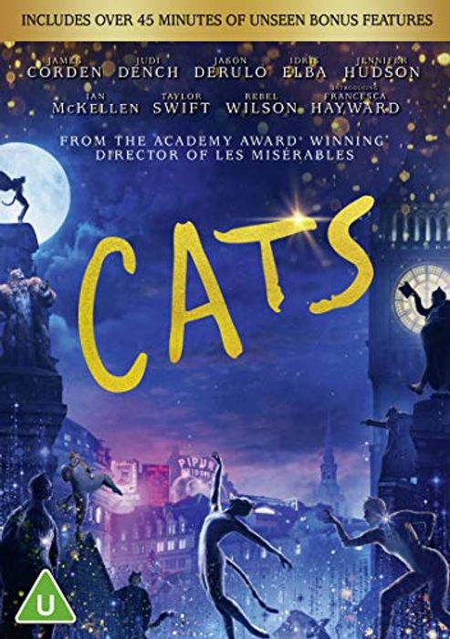 Cheap Cats (DVD) - Only £9.99!