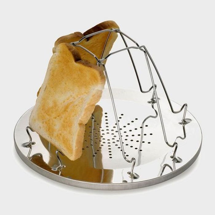 HI-GEAR Folding Toaster (4 Slice)
