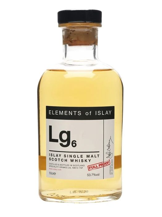 Lg6 - Elements of Islay  Whisky