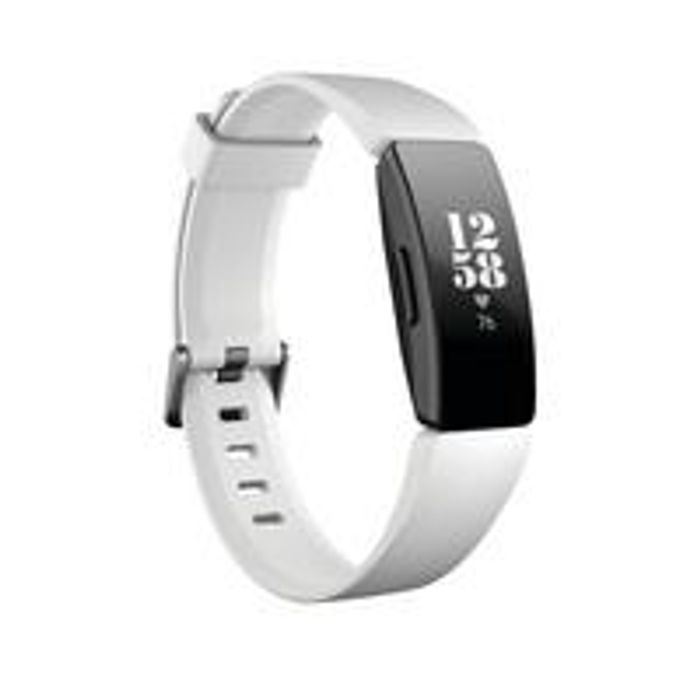 Fitbit Inspire HR White
