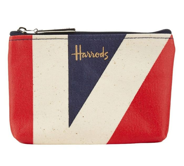 Best Price! HARRODSUnion Jack Coin Purse