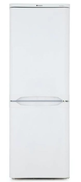 Hotpoint HBD5515W First Edition Fridge Freezer in White, 1.57m 55cmW A+