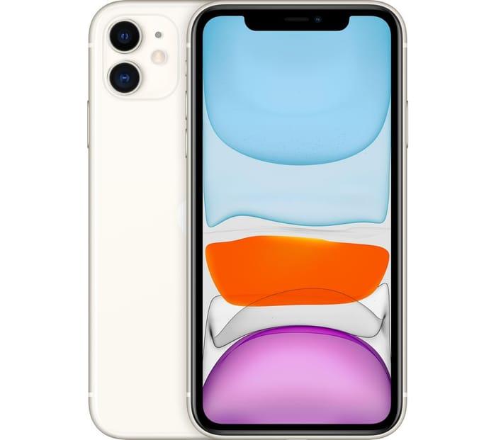 *SAVE £20* APPLE iPhone 11 - 64 GB, White