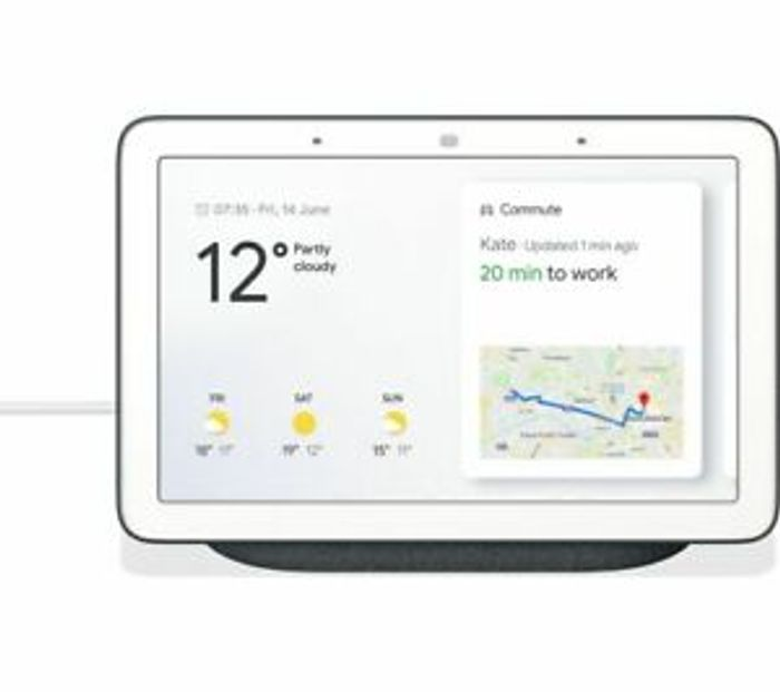 Google Nest Hub Charcoal - £60.31 at Currys Ebay Use Code PRICE8 for the Price.