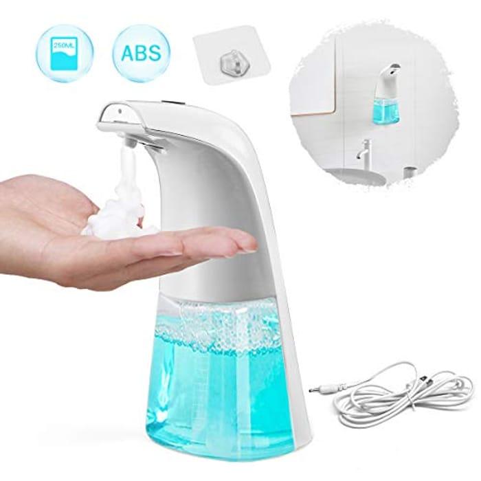 35% off Automatic Soap Dispenser at Amazon