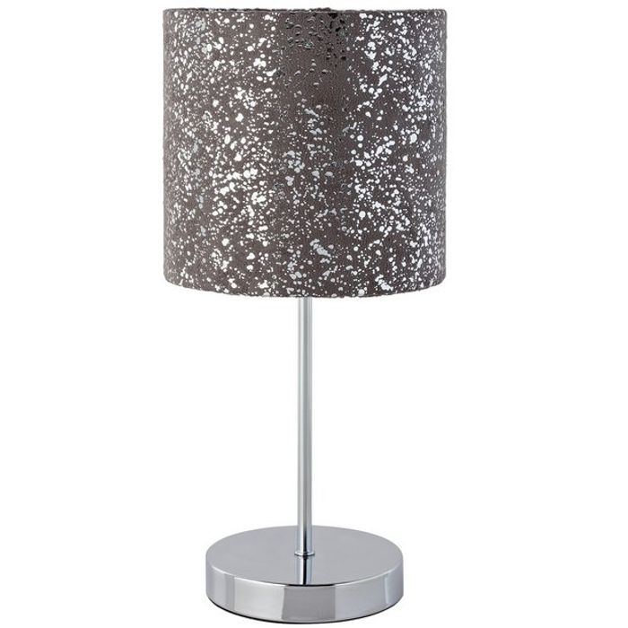 Cheap Argos Home Florence Table Lamp - Grey - Only £13.5!
