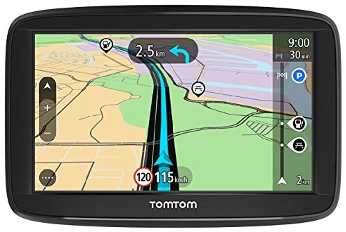 SAVE £50.99 - TomTom Car Sat Nav Start 52, 5 Inch with Lifetime EU Maps