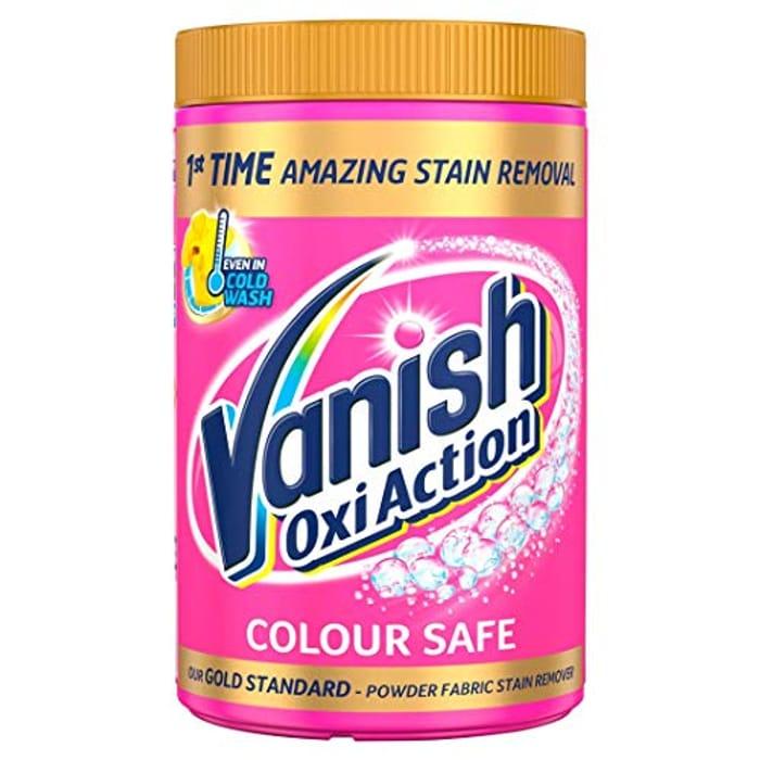 Vanish 1.41kg - £6.27!