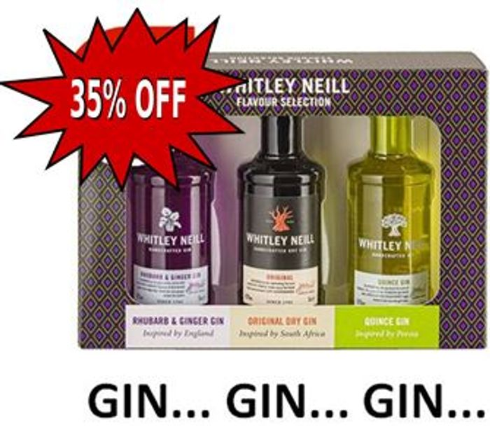 Who Loves GIN?....Father's Day Gift?