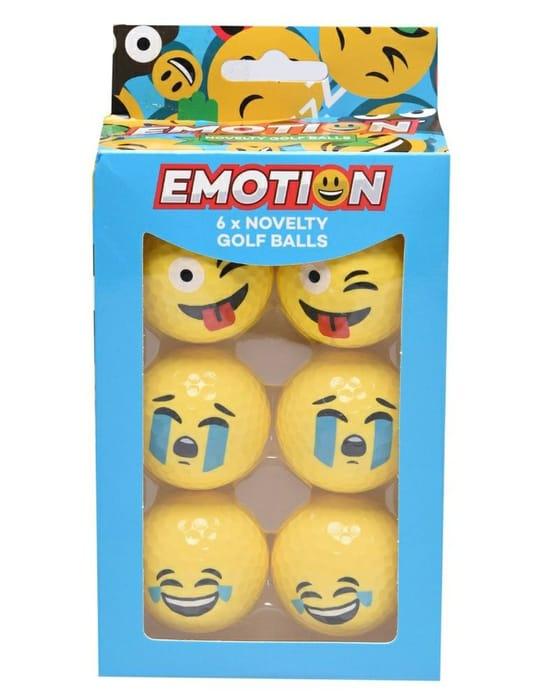 Cheap SLAZENGER Emotion Novelty Golf Balls Only £3