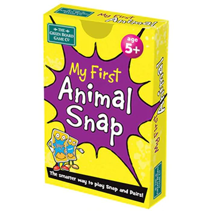 My First Animal Snap Game
