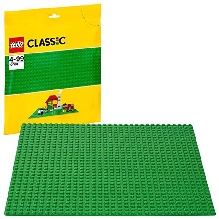 Lego Extra Large Building Plate